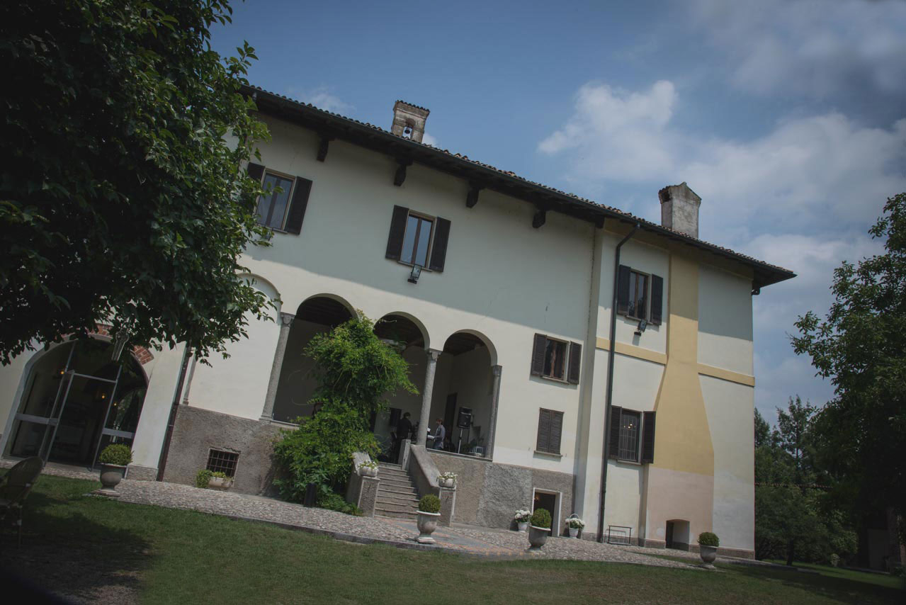 location of the week, Cascina Boscaccio