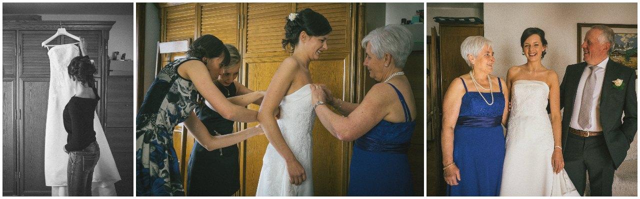 matrimonio a grosio preparazione sposa