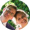 silvia e luca sposi del fotografo di matrimonio a Milano