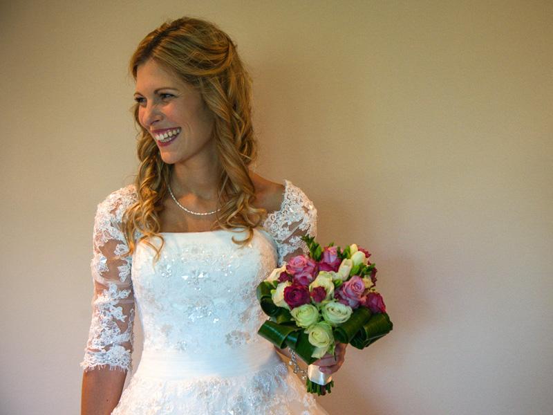 Acconciature sposa: per essere perfetta ci vuole testa.