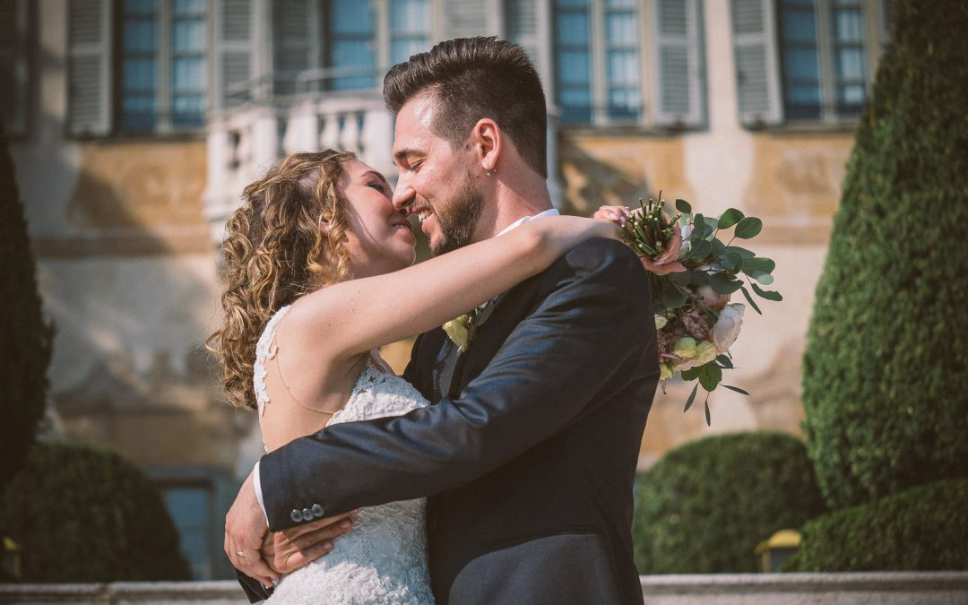 Matrimonio a Villa Canton Bergamo, Ilaria e Andrea
