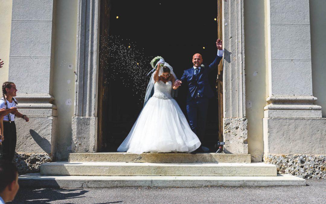 Bellissimo matrimonio al Castello di Pagazzano, Manuela e Luca