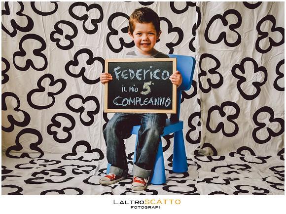 fotografo bambini milano, compleanno Federico