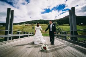 fotografo matrimonio livigno, Desire' e Danj