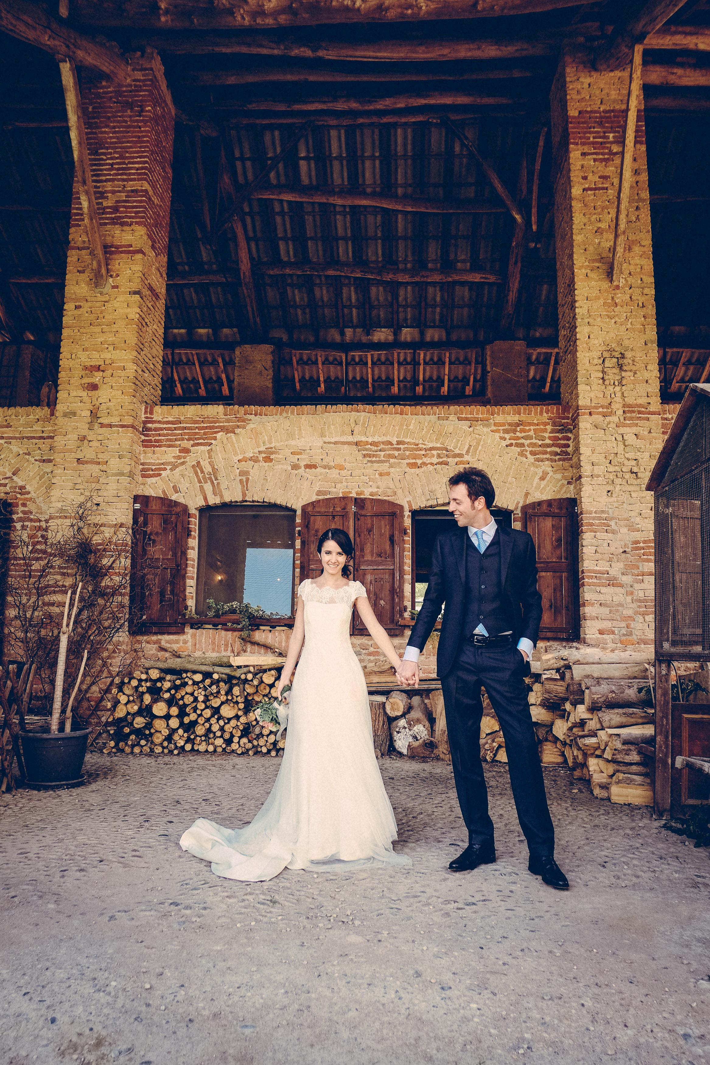 foto matrimonio La Vecchia Stalla, Francesca e Giovanni