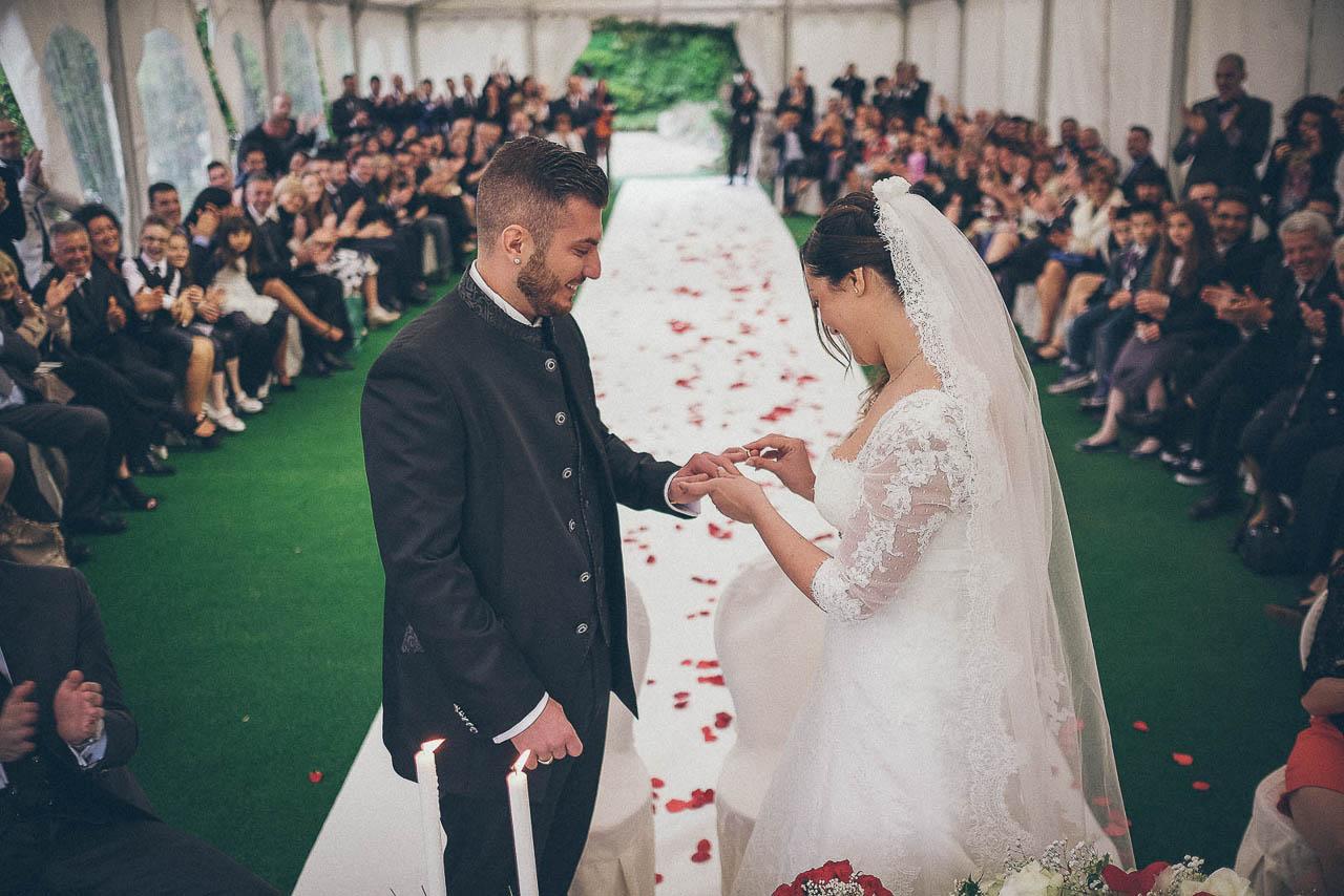 matrimonio tenuta sant'andrea montorfano – como, Marianna e Claudio