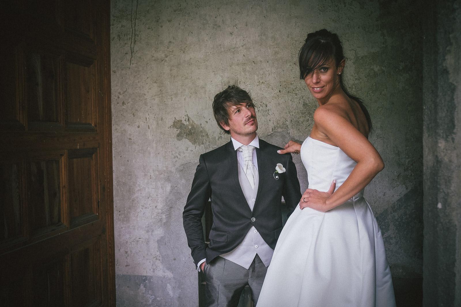matrimonio grosio, Diana e Christian
