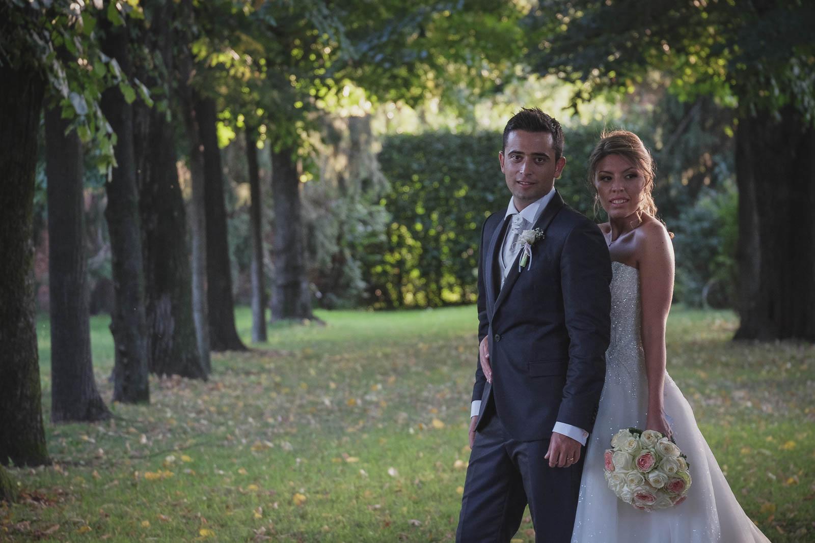 matrimonio villa scheibler milano , Alessandra e Francesco