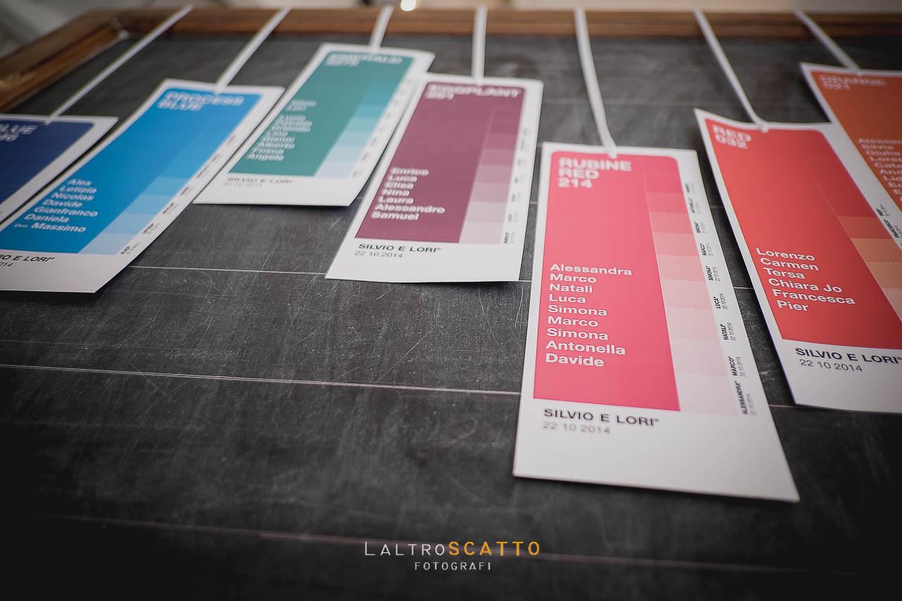 idee matrimonio: i colori del 2016
