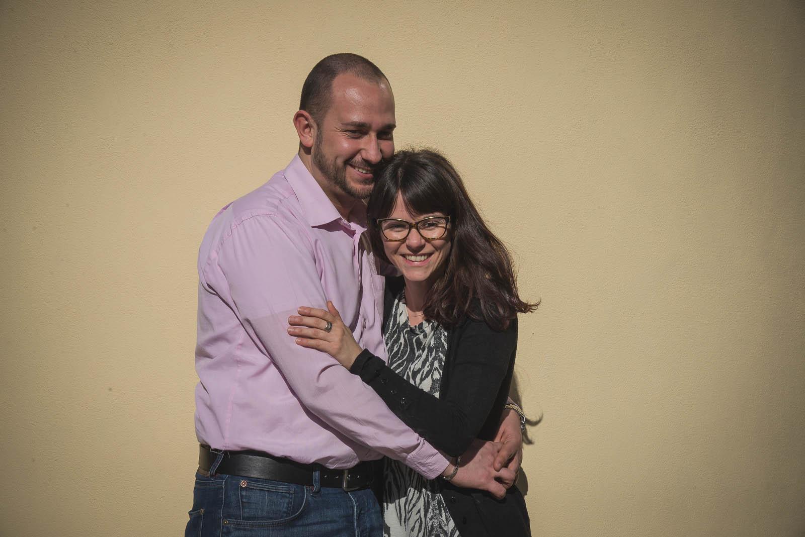 servizio fotografico prematrimoniale, Elisa e Thierry