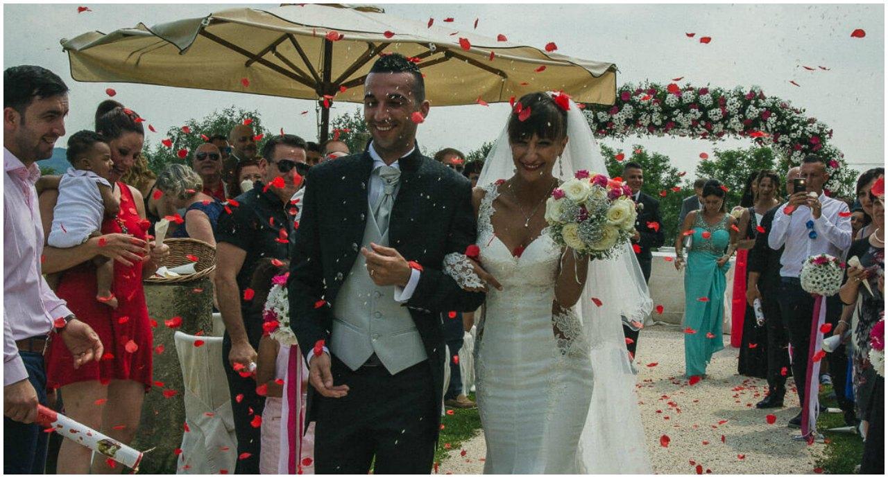 Matrimonio Tenuta Colle Piajo: la festa di nozze