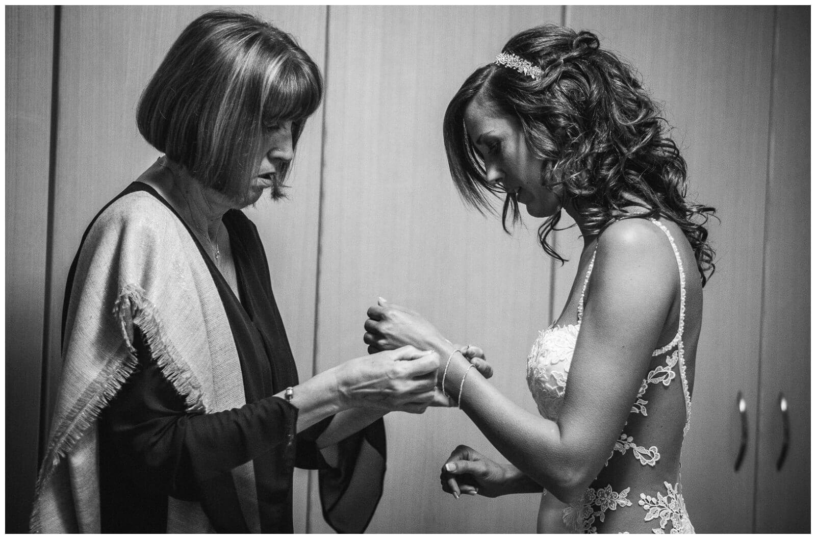 matrimonio gazebo jim grosio: preparazione della sposa