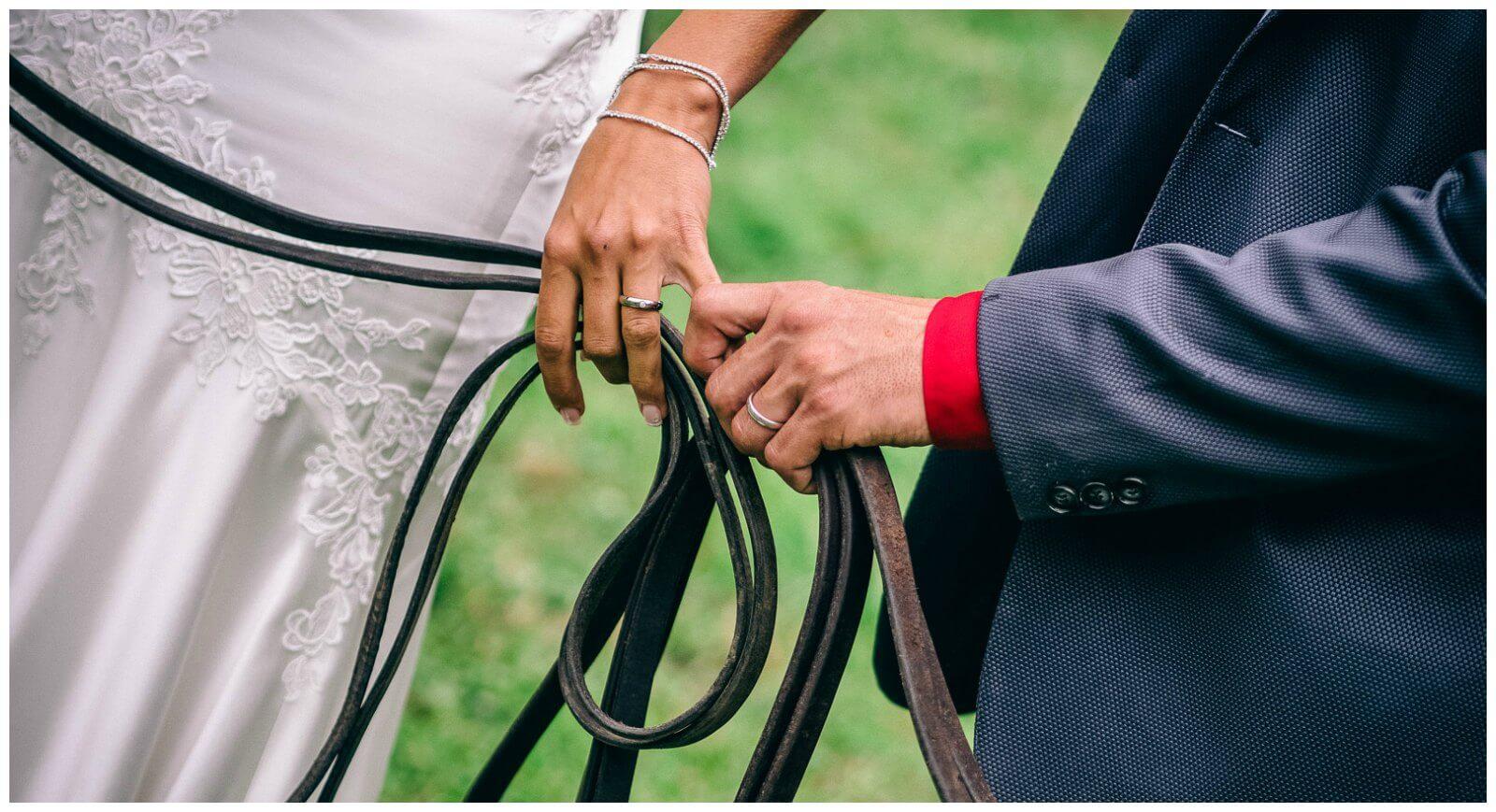 matrimonio gazebo jim grosio: gli sposi