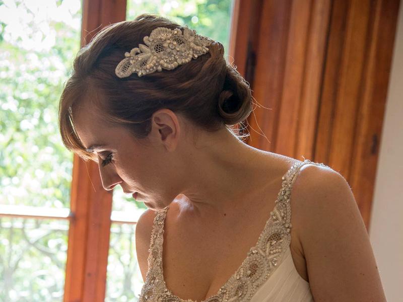 acconciature sposa: la sposa in tutta le sua bellezza