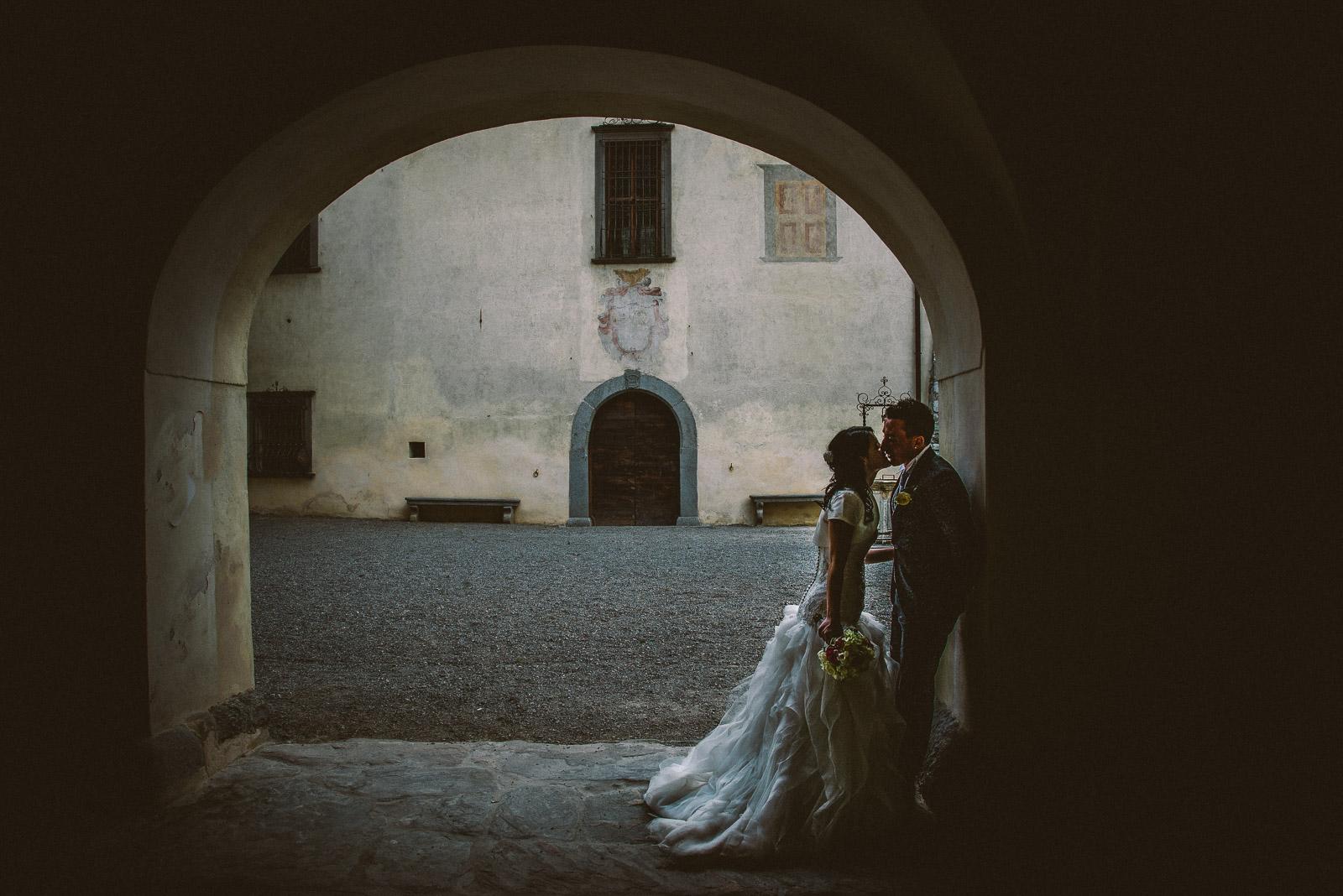 Matrimonio Hotel Sassella Grosio, Gemma e Michele