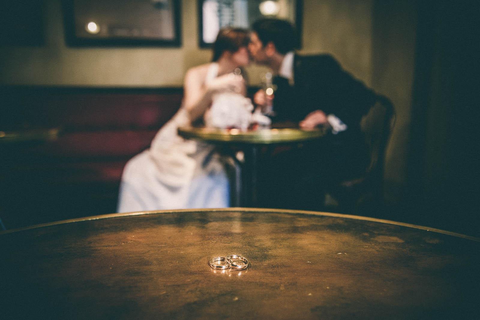 Matrimonio civile a Palazzo Reale Milano, Gosia e Roberto