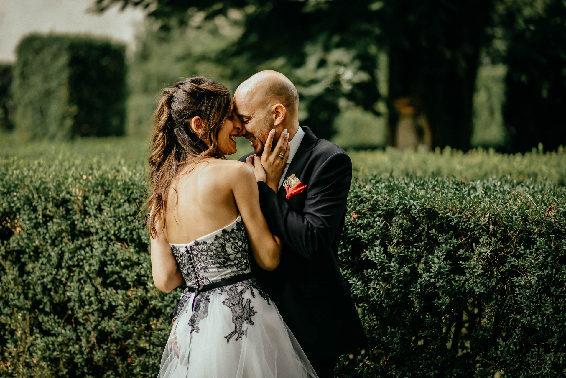 come ottenere foto naturali di matrimonio