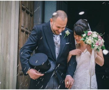 lancio del riso matrimonio a cascina caremma
